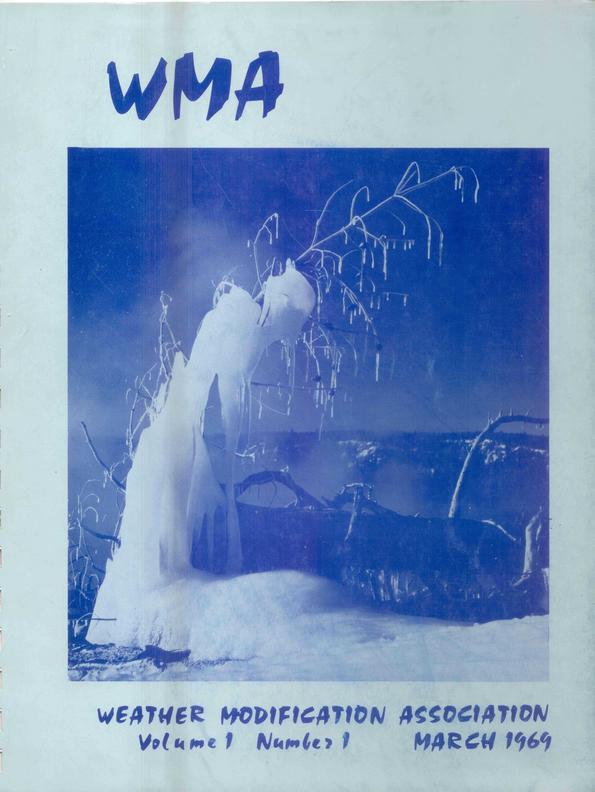 View Vol. 1 No. 1 (1969)